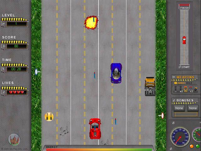 Road Attack 2018