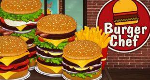 تحميل لعبه طبخ البرجر burger chef 2018