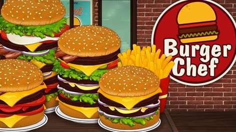 تحميل لعبه طبخ البرجر burger chef