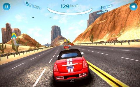 تحميل لعبة سباق سيارات نيترو