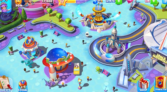 download Disney Magic Kingdoms
