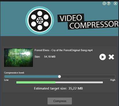 video compressor 2018