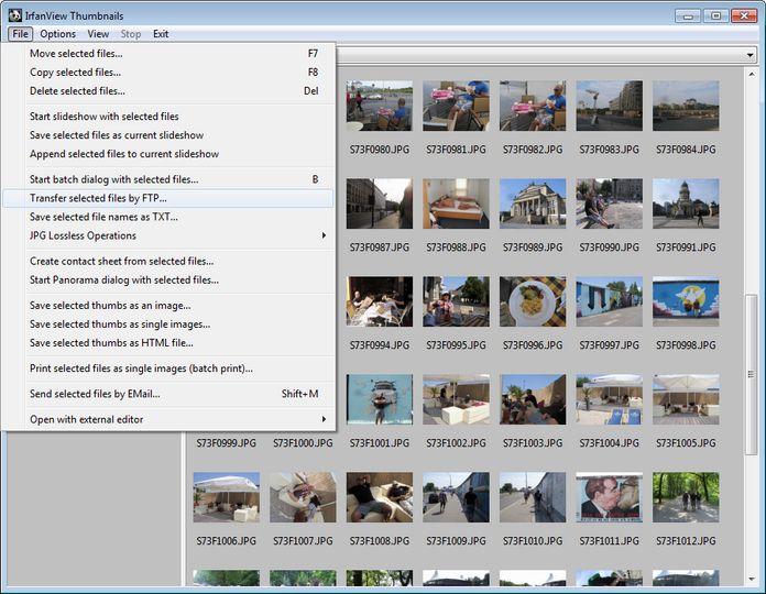 تحميل برنامج ايرفان فيو لتعديل الصور