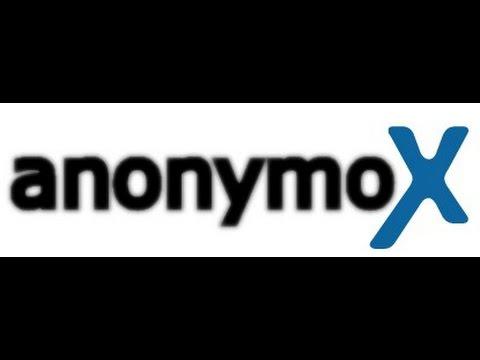 anonymoX 2018