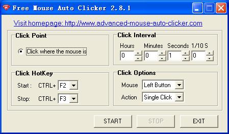auto clicker 2018