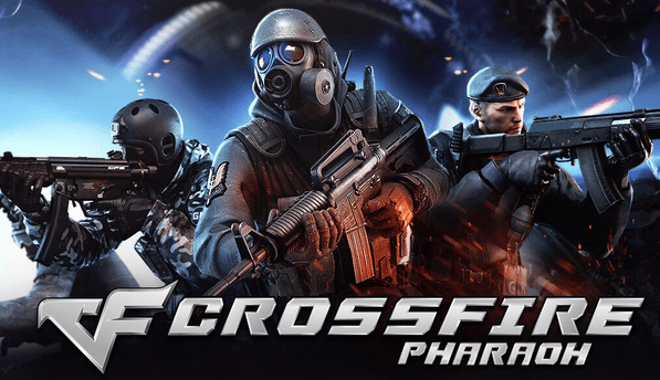 لعبة كروس فاير Crossfire