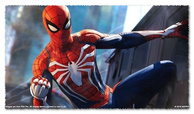 Spider Man game