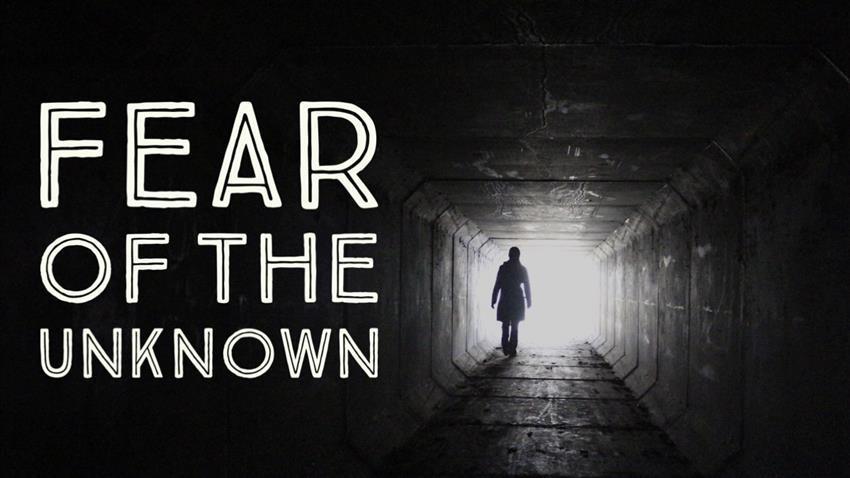 الأكشن في لعبة The Unknown