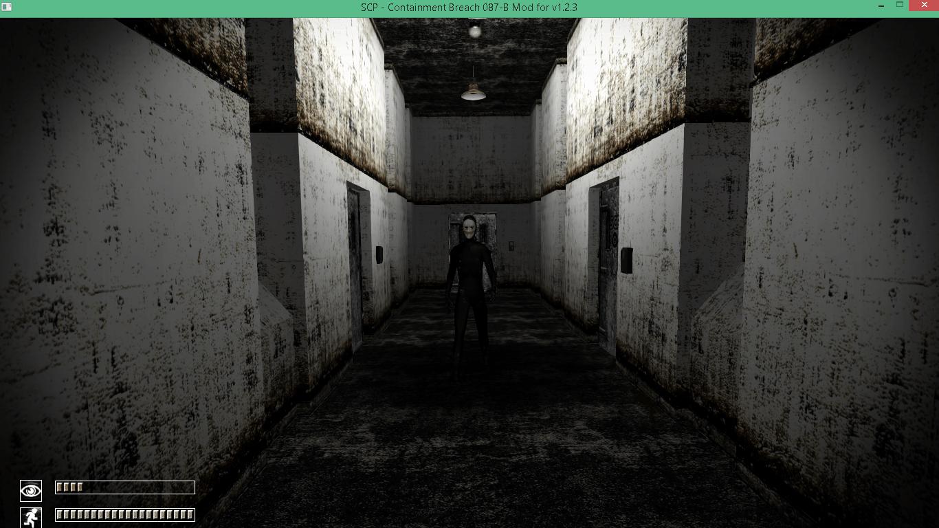 الاثارة في لعبة SCP – Containment Breach