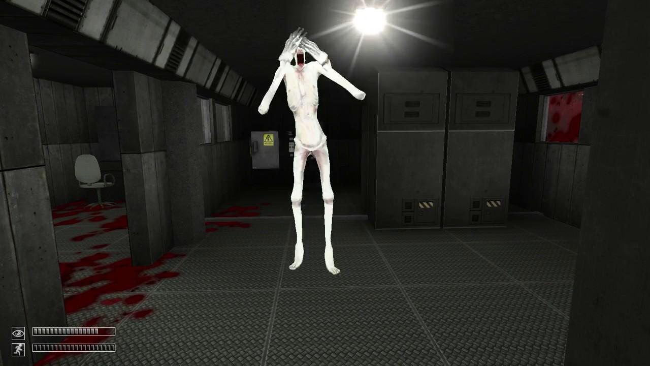 الاسلحة في لعبة SCP – Containment Breach