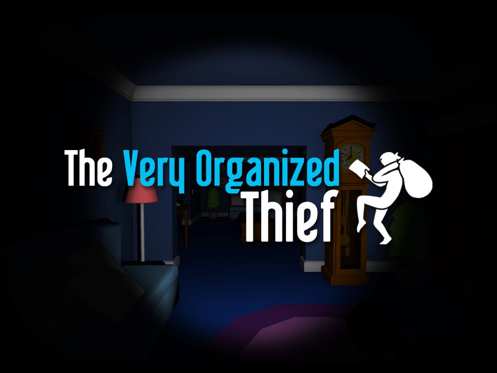 تحميل لعبة أفضل حرامي The Very Organized Thief