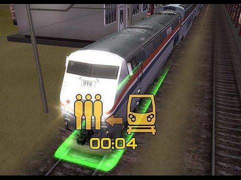 تحميل لعبة القطار The Train