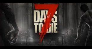 تحميل لعبة النجاة 7Days to Die