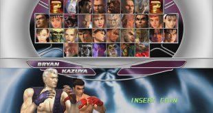 تحميل لعبة تيكن تاج تورنامنت Tekken Tag Tournament