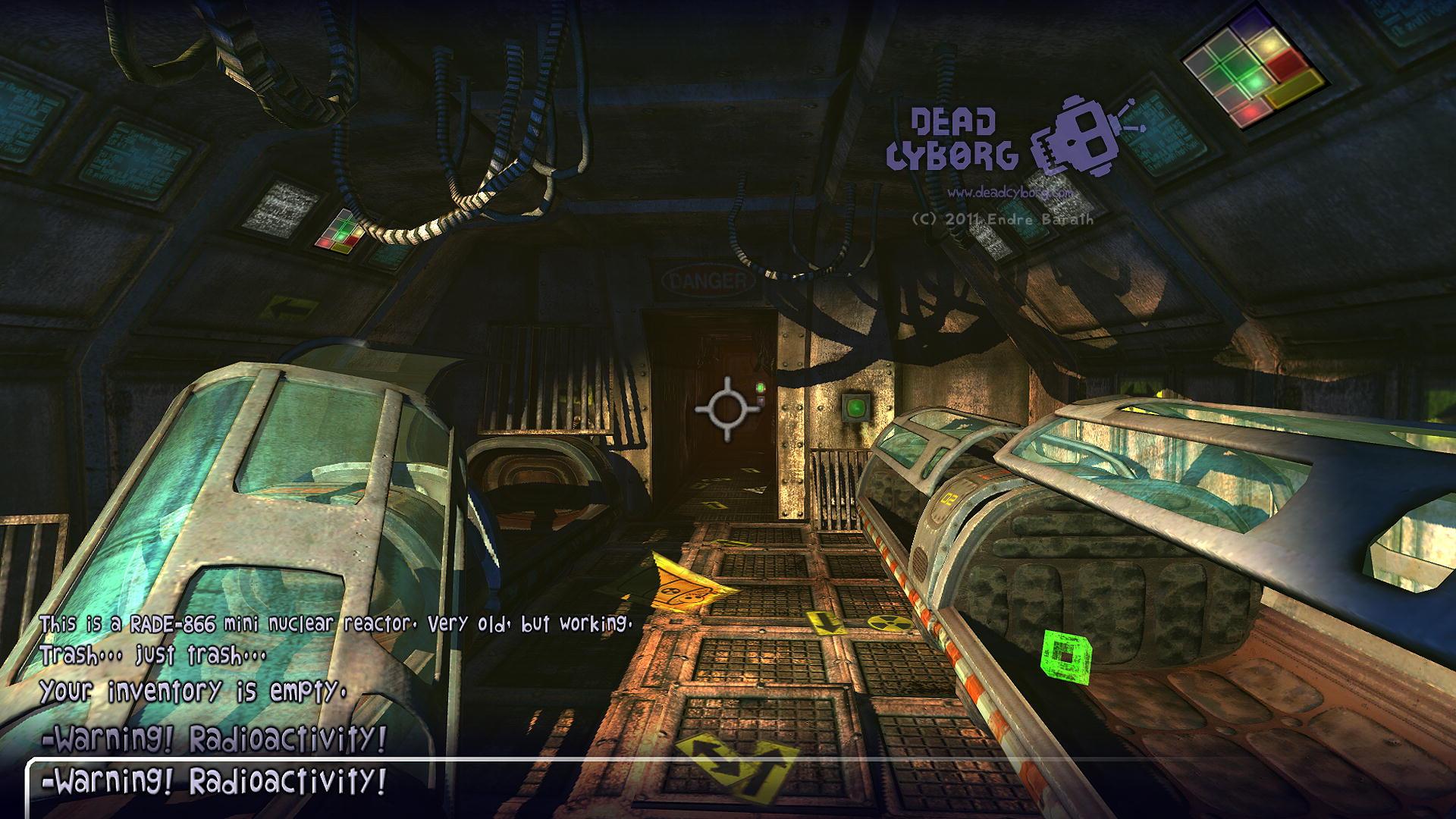 تحميل لعبة داي كاي بورج Dead Cyborg
