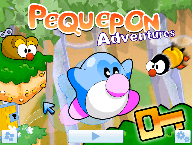 تحميل لعبة مغامرات بيكبون Pequepon Adventures