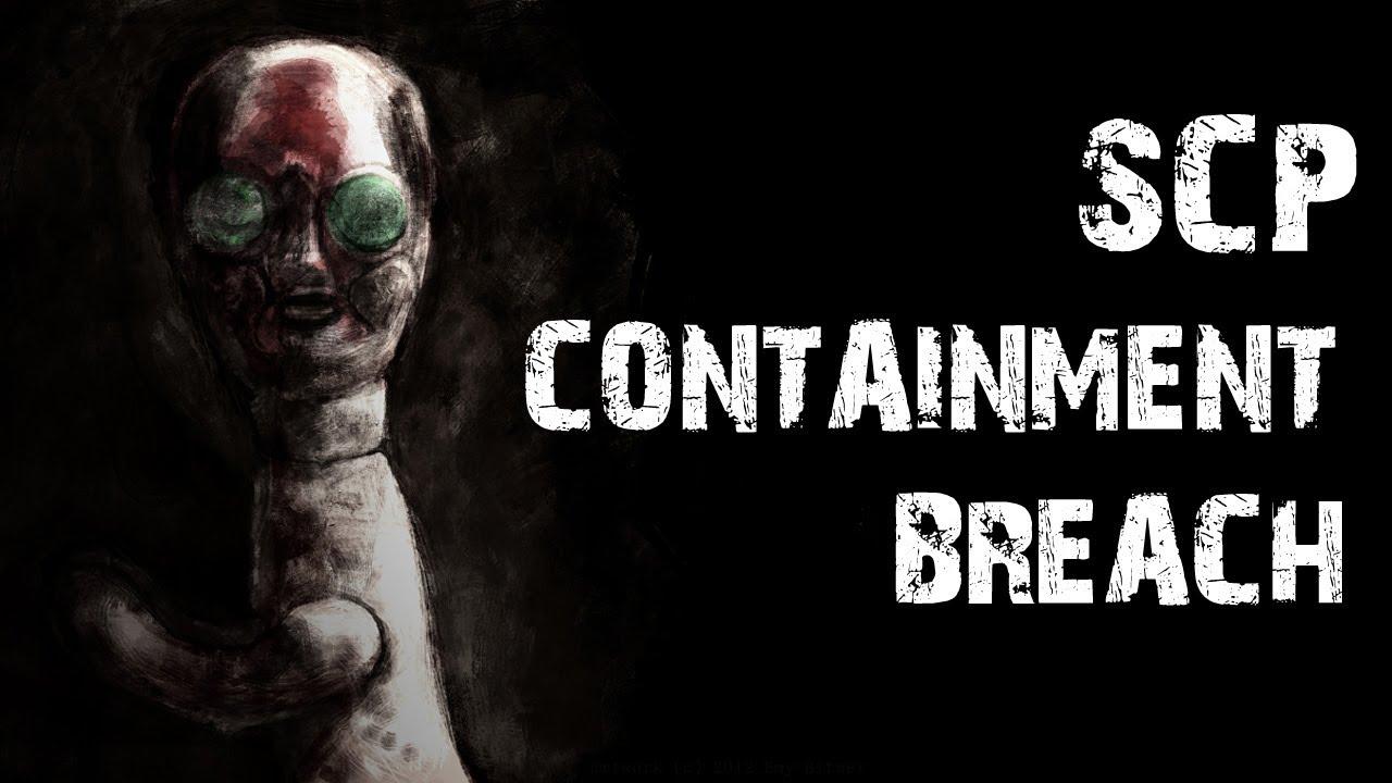 تحميل لعبة SCP – Containment Breach