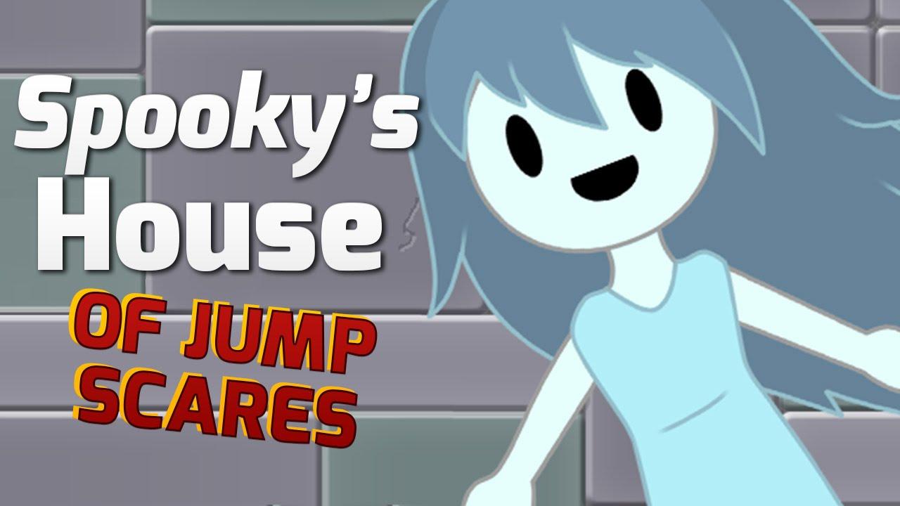 تحميل لعبة Spooky's House of Jump Scares