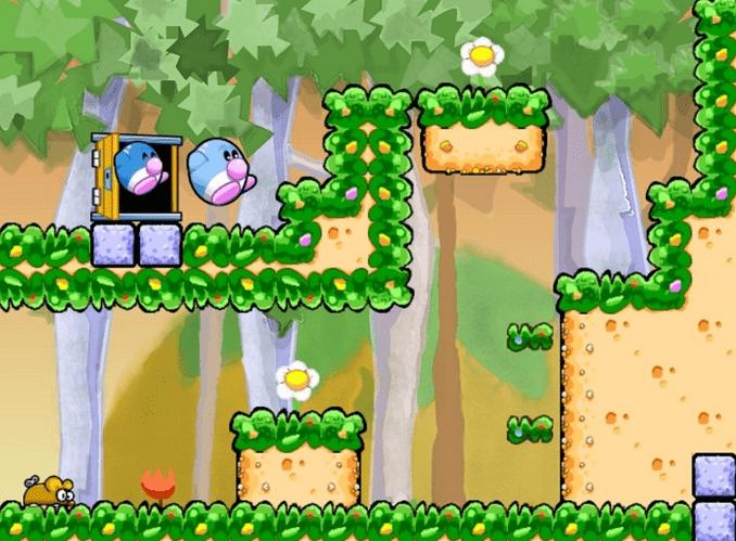 جرافيك لعبة Pequepon Adventures