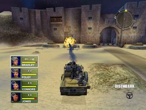 لعبة حرب العراق عاصفة الصحراء 1