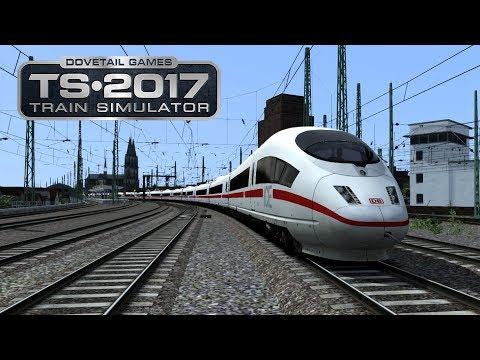 واجهة لعبة The Train