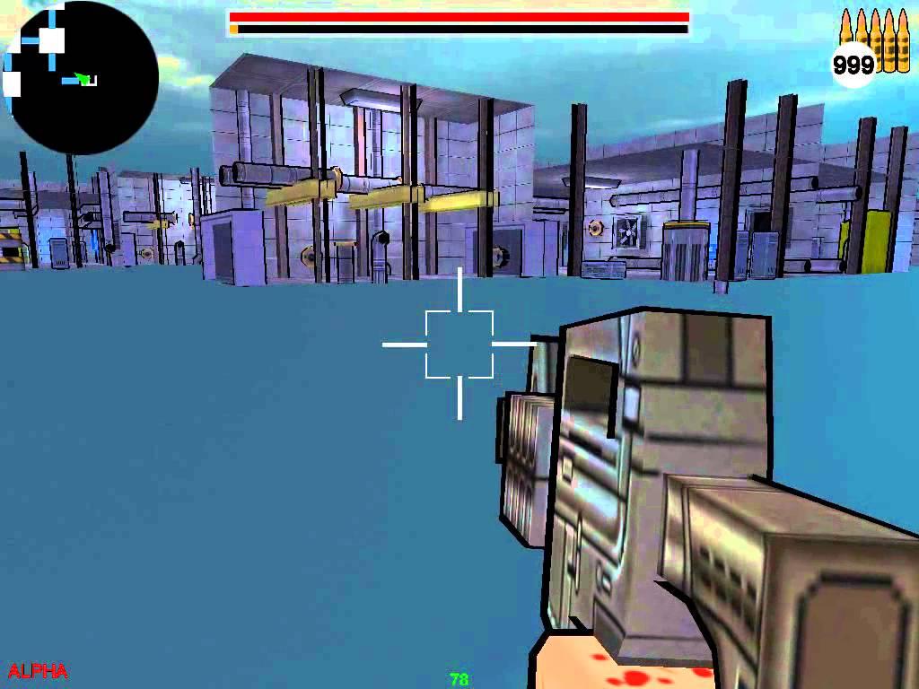 الجرافيك في لعبة Dead Squared