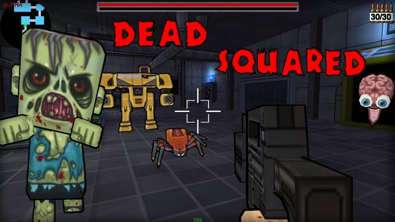 الحركة في لعبة Dead Squared