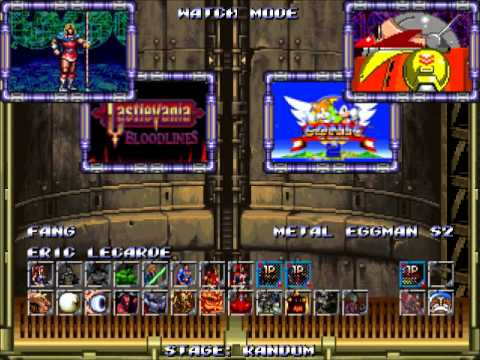 المؤثرات في لعبة Battle Stormer Classic