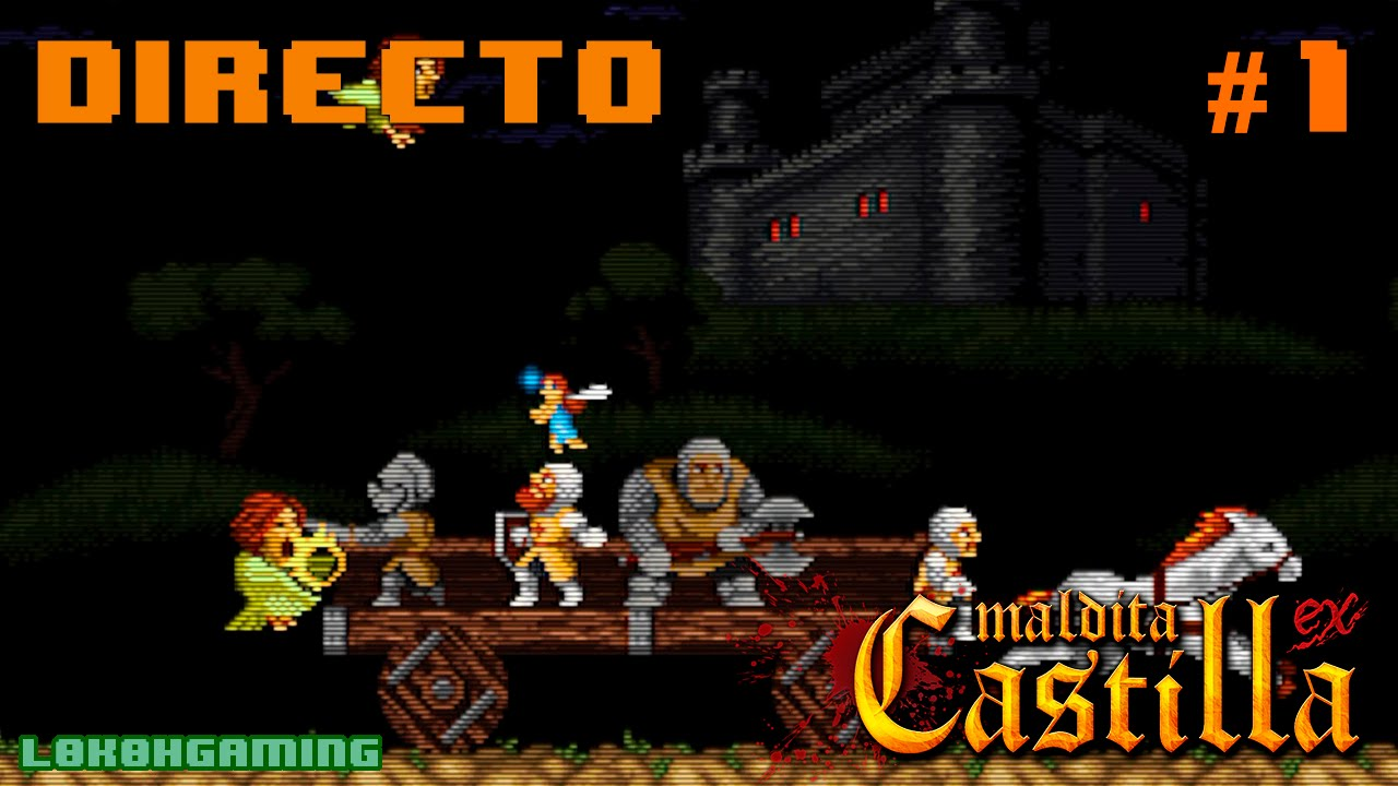 تحميل لعبة Maldita Castilla