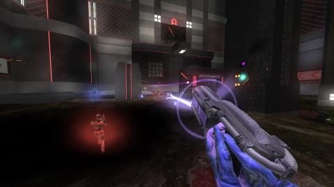 تعدد الشخصيات في لعبة Red Eclipse