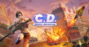 تحميل لعبة Creative Destruction