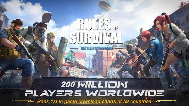 Photo of تحميل لعبة Rules of Survival