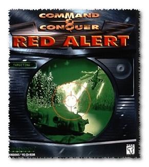 لعبه red alert