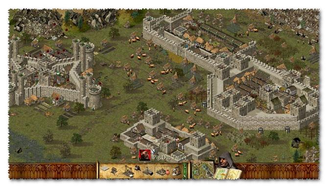 لعبة Stronghold