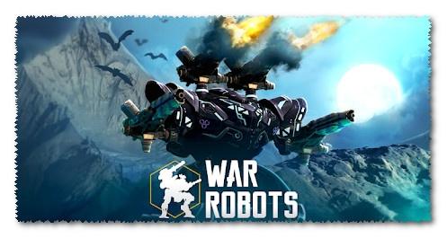 لعبه War Robots