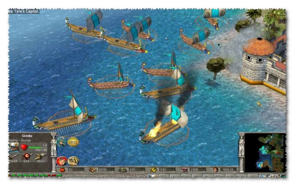 لعبة Empire Earth